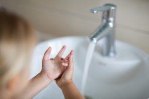 réduction de pression d'eau
